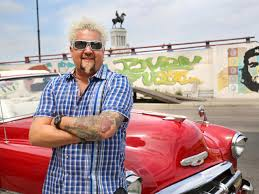 Diner Drive Ins And Dives Map Diners Drive Ins And Dives Earns Fourth Consecutive Emmy