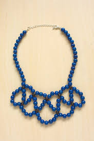 fashion statement collar necklace images Beaded statement collar necklace make and fable jpg
