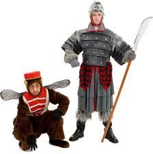 Flying Monkey Costume Wizard Of Oz Costume Rentals