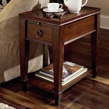 Chair Side Table With Storage Darby Home Co Fitzhugh End Table With Storage U0026 Reviews Wayfair