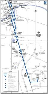 Amtrak Map Schedule by Rtc Rapid South Virginia Rtc Washoe