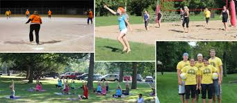 athletics and activities recreation parks and recreation