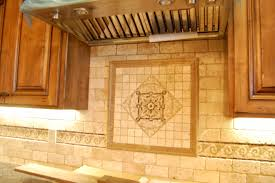 backsplash medallions kitchen stone medallions for backsplash floor value bartz construction llc