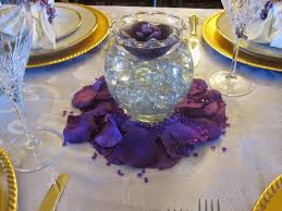 Vases With Flowers And Floating Candles Creative Hospitality How To Make A Floating Candle Centerpiece