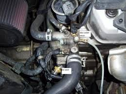 help car is over heating after thermostat change honda civic