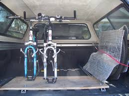 nissan titan utili track ladder rack diy bike rack for less than 30 nissan titan forum