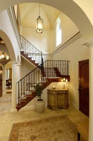 Foyer Light Fixture Foyer Lighting Fixtures Staircase Transitional With Black Handrail