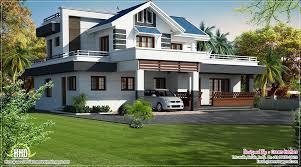 modern house plan kerala christmas ideas impressive home design