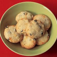 cornmeal thyme cookies