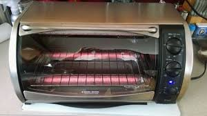 Pyrex In Toaster Oven Black And Decker Countertop Toaster Oven Cto650 1500w 12 Inch