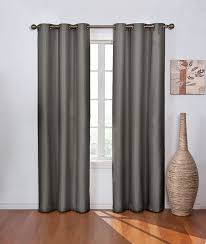 Blackout Curtains Eclipse Amazon Com Eclipse 13776042x084smk Madison 42 Inch By 84 Inch