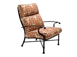 High Back Patio Chair Old Fashioned Home High Back Patio Chair Cushions Patio High Back