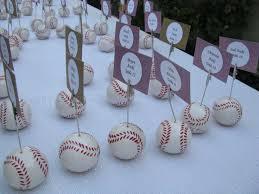 baseball wedding table decorations baseball theme wedding ideas topper here are some baseball