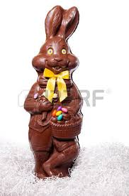 easter chocolate bunny chocolate easter bunny sequence stock photo picture and