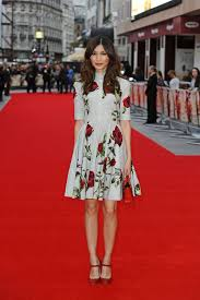 Bad Education Gemma Chan At Bad Education Movie Premiere In London Hawtcelebs