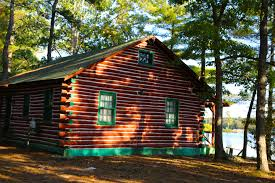 cool log homes very cool log cabin on a lake in wharton state forest photo by