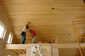 stevemattern com dogtrot quonset finished ceiling loft