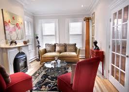 Livingroom Boston by Mina X P Realtor