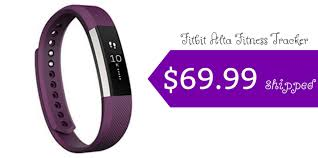 amazon black friday fitbit fitbit alta fitness tracker 69 99 shipped southern savers