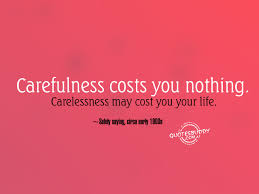 you cost nothing