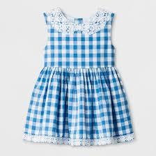 toddler dorothy a line dress genuine from oshkosh