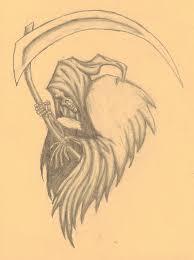 grim reaper tattoo design by bluehorizon89 on deviantart