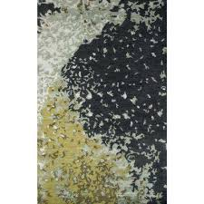 Zen Area Rugs Green Watercolor Area Rugs Rugs The Home Depot