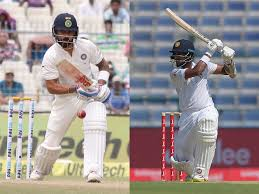 sri lanka vs india 1st test dhawan rahul put india in lead on day 4