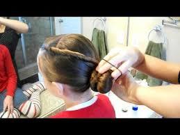 updos cute girls hairstyles youtube forward twistback into bun updos cute girls hairstyles youtube