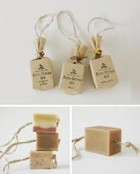 paper wrapped soap cardboard label with burlap packaging soaping
