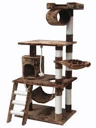 Cat Furniture Amazon Com Go Pet Club Brown 62