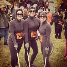 Blind Fitness 3 Blind Mice See How They Run Running Costume Ideas