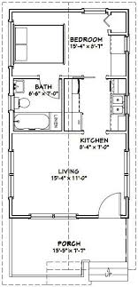 one bedroom house floor plans best 25 1 bedroom house plans ideas on guest cottage
