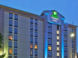 holiday inn express u0026 suites atlanta n perimeter mall area hotel
