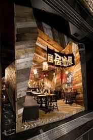 bright izakaya kinoya bar u0026 restaurant design in montreal canada
