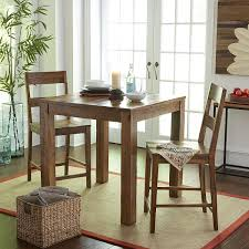 Pier 1 Dining Room Chairs by Kitchen Pub Table Parsons Counter Table Set Java Pier 1
