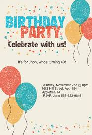 cozy birthday invitation card templates free download 81 about