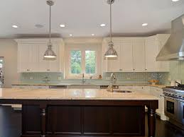 interior kitchen backsplash glass tile blue for charming new