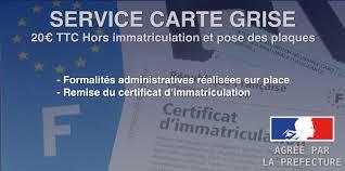 bureau carte grise service carte grise garage srvo