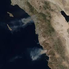 Wildfire Explosion Gif by Aqua Satellite Archives Imageo Imageo