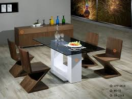 Contemporary Dining Table by Modern Dining Room Furniture Uk Alliancemv Com
