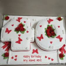 birthday cakes with name make your day more special