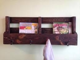 Pallet Wood Bookshelf Pallet Shelf Recycled Pallet Ideas