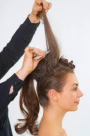 Frisuren Zum Selber Machen Toupieren by Hepburn Frisur Style 1 Anleitung 4 Haare Toupieren