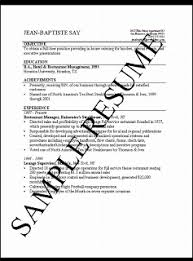 canadian resume a new life in canada canadian resume
