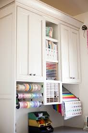 wrapping station ideas craft room wrapping station o r g a n i z e craft