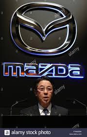 mazda motor tokyo japan 27th apr 2016 japanese automaker mazda motor stock