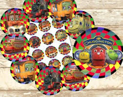 35 chuggington images birthday party ideas