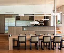 a high spec kitchen design for an open plan holiday home