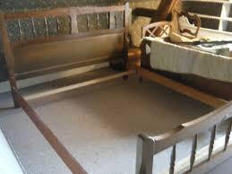 repeindre chambre repeindre une chambre élégant repeindre un lit en bois avec ment